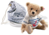 Soft Toys Steiff Will Teddy Bear and Bag