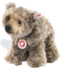 Soft Toys Steiff Yes/No Grizzly Bear