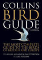 Books  - Collins Bird Guide