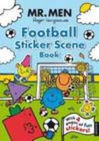 Books  - Mr Men Football Sticker Scene
