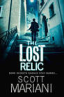 Books  - The Lost Relic - Scott Mariani - Crime & Thriller