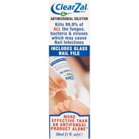 ClearZal BAC Nail Solution