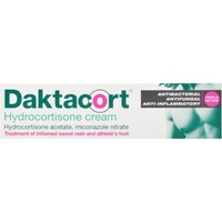 Treatment & Prevention|Skin & Hair Protection|Other Illnesses  - Daktacort Hydrocortisone Cream 15g