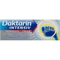 Treatment & Prevention|Skin & Hair Protection|Other Illnesses  - Daktarin Intensiv Cream 15g