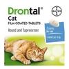 Drontal Cat Tablets (Singles)