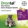 Drontal Plus Flavour Tablets (Singles)
