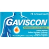 Gaviscon Peppermint Flavour Tablets 16s