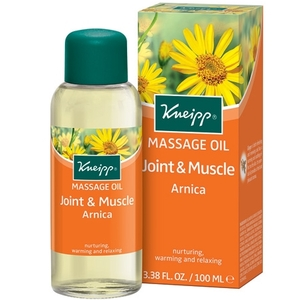 Kneipp Joint & Muscle Arnica Massage Oil 100ml