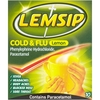 Lemsip Cold & Flu Lemon 10s