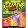 Lemsip Max Cold & Flu Blackcurrant 5s