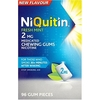 NiQuitin Fresh Mint 2mg Medicated Chewing Gum 96s