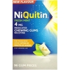 NiQuitin Fresh Mint 4mg Medicated Chewing Gum 96s