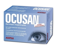 Health & Wellbeing|Clinical Measuring & Testing Devices|Lip Make Up  - Ocusan Single Dose Eye Drops 0.5ml x 20
