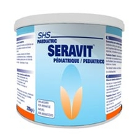 Drinks & Beverages|Multivitamins & Minerals|Drinks  - Paediatric Seravit 200g (All Flavours)