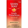 Seven Seas Simply Timeless Marine Oil with Cod Liver Oil Maximum Strength Capsules 30s