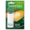 Sweetex Calorie Free Sweetener Tablets 800s