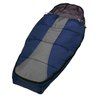Travel  - Phil & Teds Sleeping Bag Snuggle & Snooze Navy 2014
