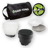 Flash Devices  - Gary Fong Lightsphere Collapsible Portrait Lighting Kit
