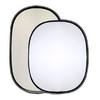 Interfit INT298 - Sunlight/White Rectangular Reflector (127 x 152cm)