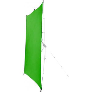 Interfit INT792 EZ Drop Chroma Green Background Cloth