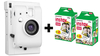 Lomography LomoInstant Bundle with 40 Shots - White