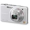 Panasonic Lumix DMC-SZ7 White Digital Camera