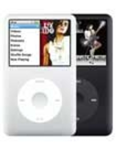 Portable Devices  - Apple Ipods Classic 6th Generation 120GB