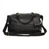 Bag - Black Leather Travel Explorer