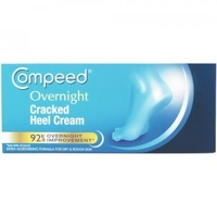 Foot care & Insoles  - Compeed Overnight Cracked Heel Cream