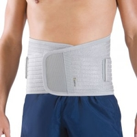 Treatment & Prevention  - PhysioRoom Elite Sports Back Brace Extra Support Pain Relief