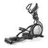 Sole E98 Cross Trainer Indoor Workout Machine with Adjustable Ramp & Chest Strap