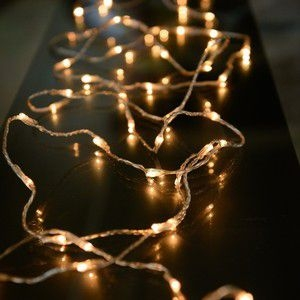 40 Led String Lights