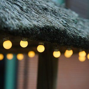 Safety & Security  - Festoon Led Lighting With Timer - Indoor/outdoor