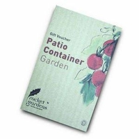 Plants & Plant Care|Plant Care & Earth|Garden Furniture|Gifts|Christmas  - Patio Container Garden Gift Voucher