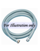 10 Metres of 1 Inch Diameter Suction Hose
