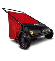 Leaf Blowers & Vacuums  - AGRI-FAB 26 inch Push Lawn Sweeper