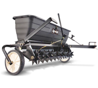 Pasture & Field Mowers  - AGRI-FAB 42 inch Aerator/Spreader