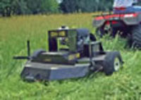 Garden Tools & Devices  - AGRI-FAB 42 inch Trailed Rough Cut Lawn mower
