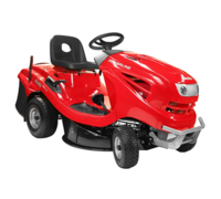 AL-KO T15-74 HD-A Edition Rear Collect Ride on Lawnmower