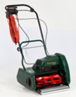 Electric Mowers  - Allett Kensington 14E Electric Cylinder Lawn mower
