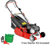 Cobra RM40SPB 40cm Self Propelled Rear Roller Lawn mower