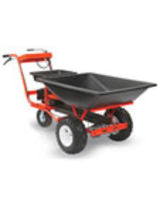 Wheelbarrows & Sack Trucks  - DR 6.25 FPT (5.5hp engine - electric start) Power Wagon