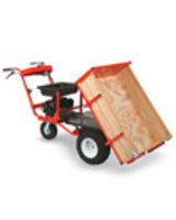 Wheelbarrows & Sack Trucks  - DR 8.25 FPT (6.75hp engine - electric start) Power Wagon