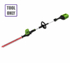 Garden Tools & Devices Greenworks G60PHT 60v Cordless Long Reach Hedgecutter (Bare Tool)