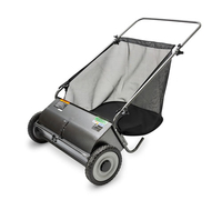 Garden Tools & Devices  - Handy 26 inch Push Lawn Sweeper