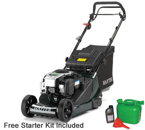 Hayter Harrier 41 AD VS Recoil Rear Roller Lawnmower (375)