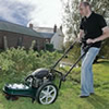Hayter Power Trim Push Petrol Wheeled Strimmer