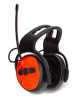 Husqvarna Safety Ear Muffs complete with Radio