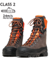 Work & Protective Clothing  - Husqvarna Technical 24 Chainsaw Boots