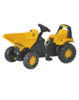 JCB Pedal Dumper with Tipping Hopper